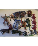 Big lot of 17 MOTU Masters of the Universe McDonalds & other figure toys... - $29.99