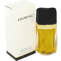 Estee Lauder Knowing Perfume 2.5 Oz Eau De Parfum Spray image 5