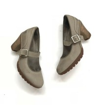 Timberland Earthkeepers Stratham Heights Mary Jane Shoes Heels Women 6 - $49.45
