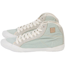 Fila Fashion 3/4 Styled Causal Sneaker 2 Pairs Blue and Aqua Cloud Denim... - $34.65