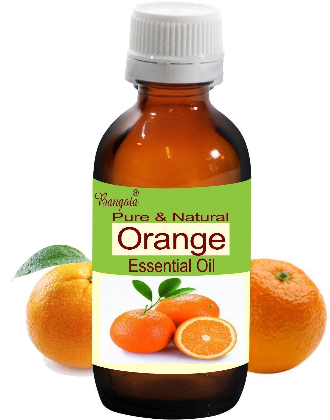 Orange Oil- Pure & Natural Essential Oil- 30ml Citrus sinensis by Bangota