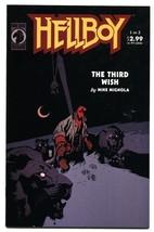 Hellboy: The Third Wish #1  comic book 2002- Dark Horse NM- - $25.22