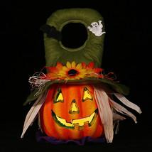 Foam Pumpkin Light with Handle for Halloween Decoration Props - $15.96