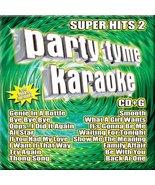 Party Tyme Karaoke: Super Hits 2 [Audio CD] Party Tyme Karaoke - $1.32