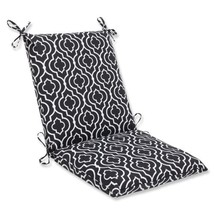 Pillow Perfect Outdoor Starlet Night Squared Corners Chair Cushion - £26.48 GBP