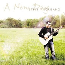 A New Day (Angrisano) (CD) by Steve Angrisano