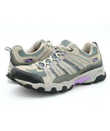 FILA Womens 8.5 Beige Lace Up Low Top Outdoor Athletic Trail Run Sneaker... - $29.99