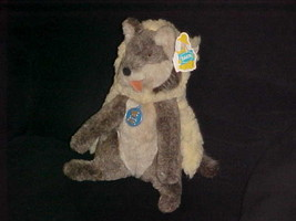 "13"" Wolf In Sheep Clothing Plush Toy With Tags By Dakin 1989 Adorable - $59.39"