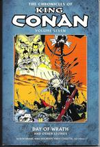 The Chronicles of King Conan Volume Seven TPB Day of Wrath Kaluta Cover ... - $9.00