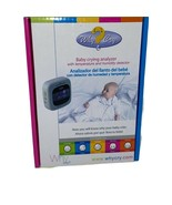 WhyCry PLUS Baby Crying Analyzer + Digital Thermometer & Hygrometer New ... - $24.00
