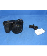 Sony ILCE-6000 a6000 24.3mp Digital Camera with 16-50mm Lens - $349.99