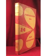 Ray Bradbury - Fahrenheit 451 - 1955 Sci Fi Book Club, early SIGNED COPY... - $490.00