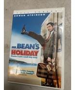 Mr. Bean's Holiday (Full Screen Edition) DVD, Willem Dafoe, Max Baldry, ... - $4.94