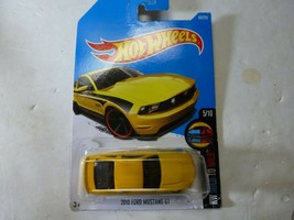 Hot Wheels 2016 HW Mild To Wild 5/10 2010 Ford Mustang GT 60/250 - $7.91