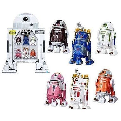 Image 0 of Star Wars The Black Series Astromech Droids 3 3/4-Inch Action Figures