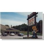 St Jonsbury Vermont/VT Postcard, Comstock Drive-In - $7.00
