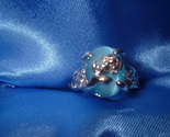 Flower aqua ring small stone thumb155 crop