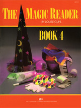 The Magic Reader Book 4 Louise Guhl - $4.95