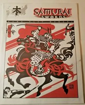 Samurai Swords Shogun Board Game Replacement Part - Rule Book Instructions - $13.85
