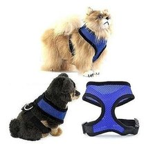 Pet Control Harness for Dog - Cat Soft Mesh Walk Collar Safety Strap - $14.25