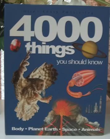 4000 things