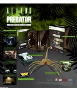 ALIENS VS PREDATOR HUNTER EDITION PREORDER FOR XBOX 360 PAL  - $299.99