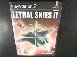 Lethal Skies II ( for PS2 ) [PlayStation2] - $5.92