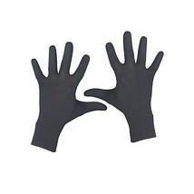 Terramar Thermasilk Glove Liner Black Medium - $1.002,14 MXN