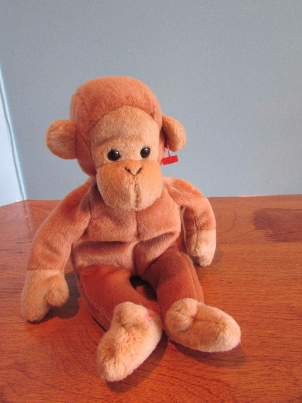 4ad38b13166 Ty Beanie Babies Baby Plush Brown Monkey and 33 similar items. S l1600
