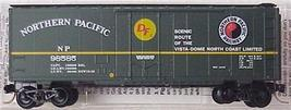 Micro Trains 21210 NP 40' Boxcar 98585 - $24.25
