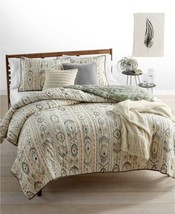 Whim by Martha Stewart Collection Freebird Cotton Reversible Twin Quilt - $98.88
