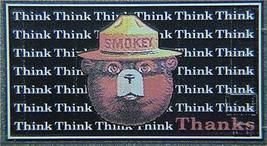 Micro Trains 03200406 Smokey Bear 50' Boxcar 1982A - $22.25