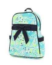 Belvah quilted large book bag backpack PPQ2716(TQNV) BS500 - $25.00