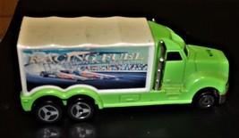 Hot Wheels - Racing Fuel Truck -1998 - $3.50