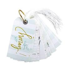 Set of 3 Gift Tag Book - $30.85 CAD