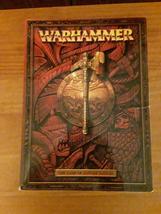 Warhammer: The Game of Fantasy Battles  - Paperback Book - $18.95