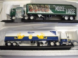 Matchbox Brewmasters Trucks Moose on the Loose + Corona Beer NIB - $58.50
