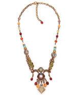 Elizabetta Ricciardi Vintage Style Swarovski Crystals Neckla - $59.99