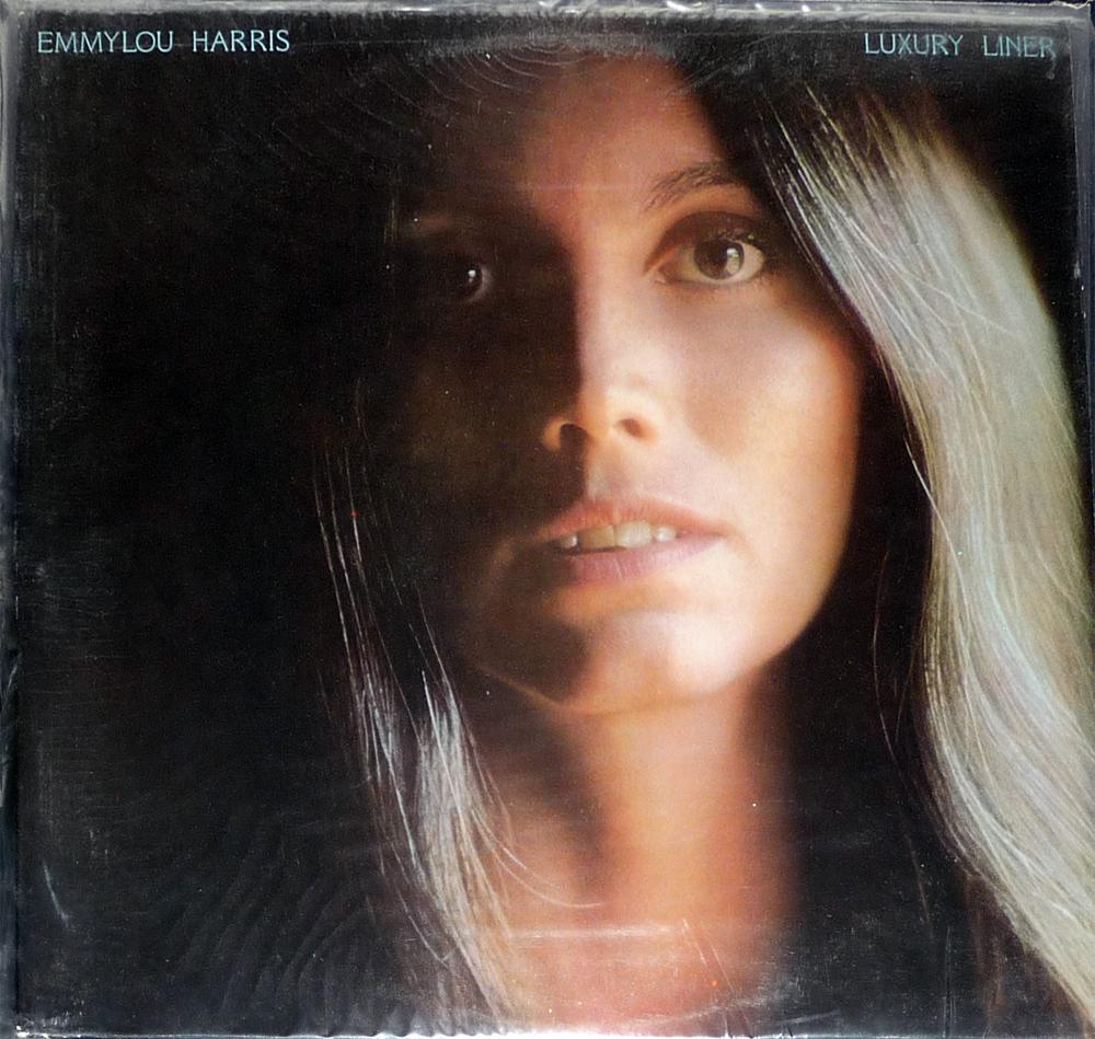Emmylou Harris *Luxury Liner* LP - Records