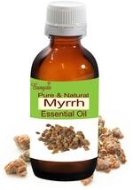 Myrrh Oil- Pure & Natural Essential Oil-50ml Commiphora Myrrha by Bangota - $34.81