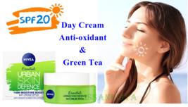 New NIVEA Day Gel Cream Urban Skin + 48 Moisture Boost  SPF 20 50 ml - $14.84