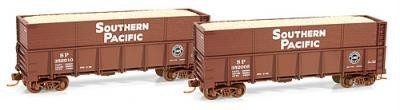 Micro Trains 08400021 SP 40' Woodchip Gondola 352005