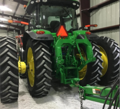 2015 JOHN DEERE 8345R For Sale In Plymouth, Nebraska 68424 image 4