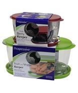 progressive 1 X Berry Fruit & Veggie Keeper Set - $35.76