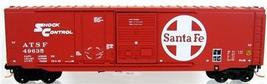 Micro Trains 76030 ATSF 50' Boxcar 49635 - $22.25