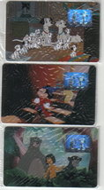 WDCC movie 3 Phone Cards Sorcerer Mickey Free Ship USA - $56.39