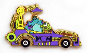 Disney Monster Inc MGM Parade make offer Pin/Pins