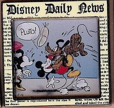 Disney Daily News Comic Strip Series #3 Pin/pins - $27.39