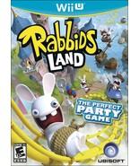 Rabbids Land - Nintendo Wii U [Nintendo Wii U] - $22.70