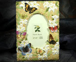 Frame lilly butterfly 4x6 thumb155 crop